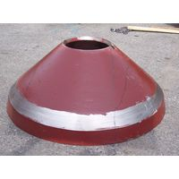 Cone Crusher Mantle  Unicast Wear Parts