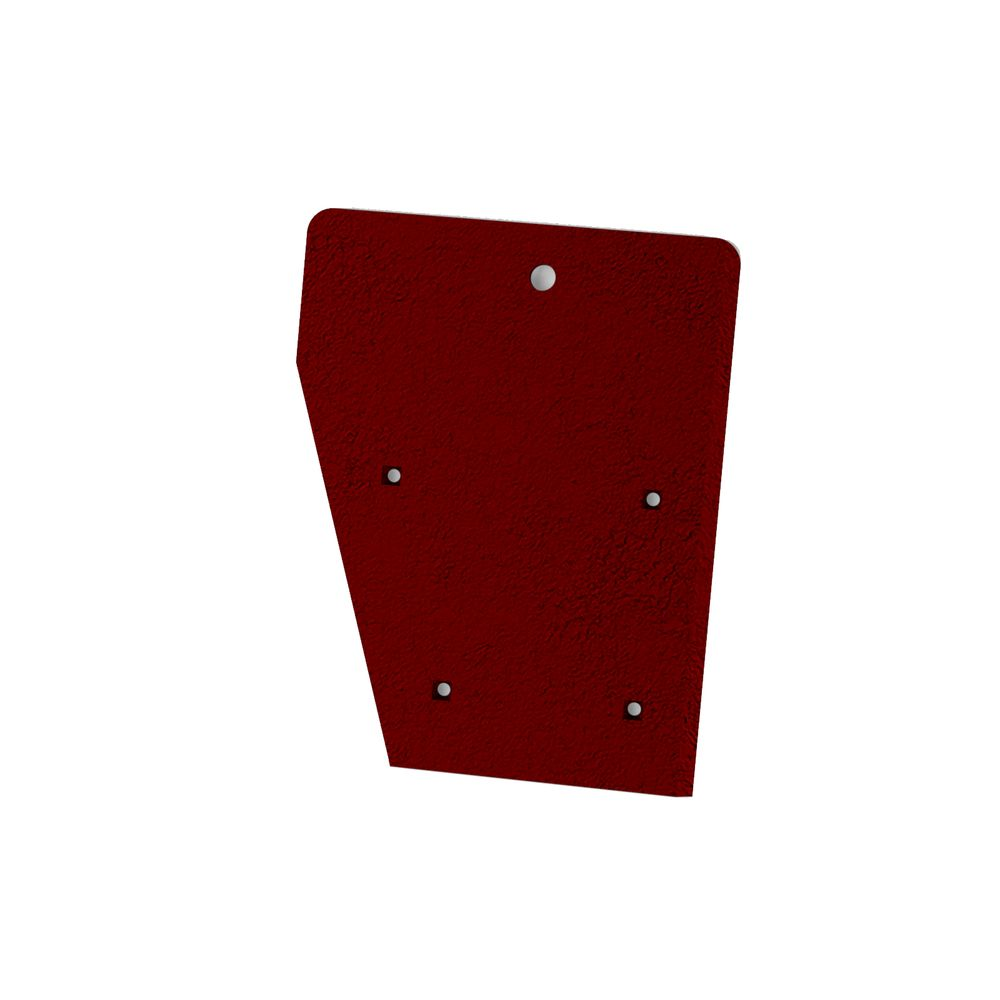Cheek Plate  Unicast Wear Parts