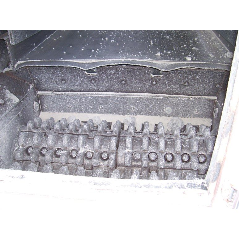 Roll Crusher Roller Assembly  Unicast Wear Parts