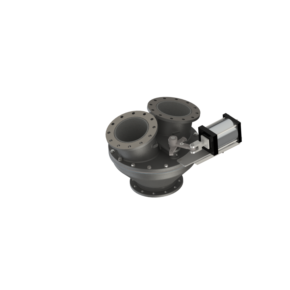 Ceramic-Lined Slurry Valve  Unicast Wear Parts