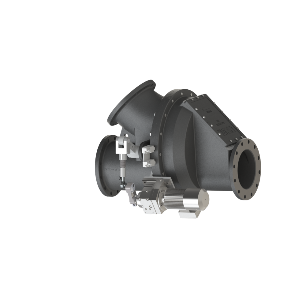 Diverter Valve - Motorized  Unicast Wear Parts