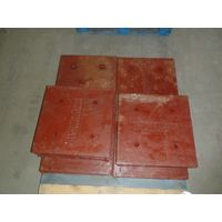 Horizontal Shaft Impactor Liners  Unicast Wear Parts