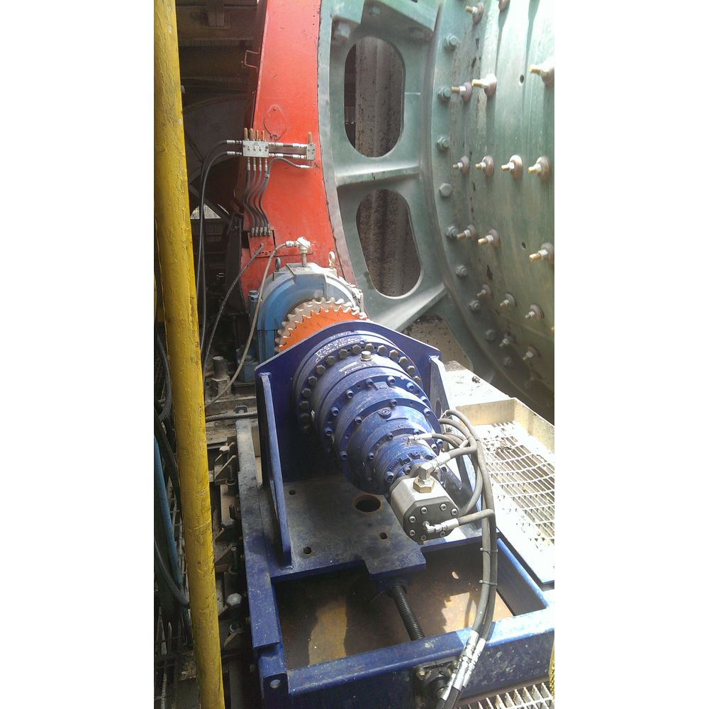 Ball Mill Inching Drive  Unicast Wear Parts