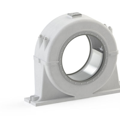 Ball Mill - Babbitted Bearing with Housing Drives, Gears, Pinions, Bearings Unicast Wear Parts