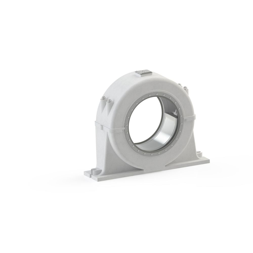 Ball Mill - Babbitted Bearing with Housing  Unicast Wear Parts