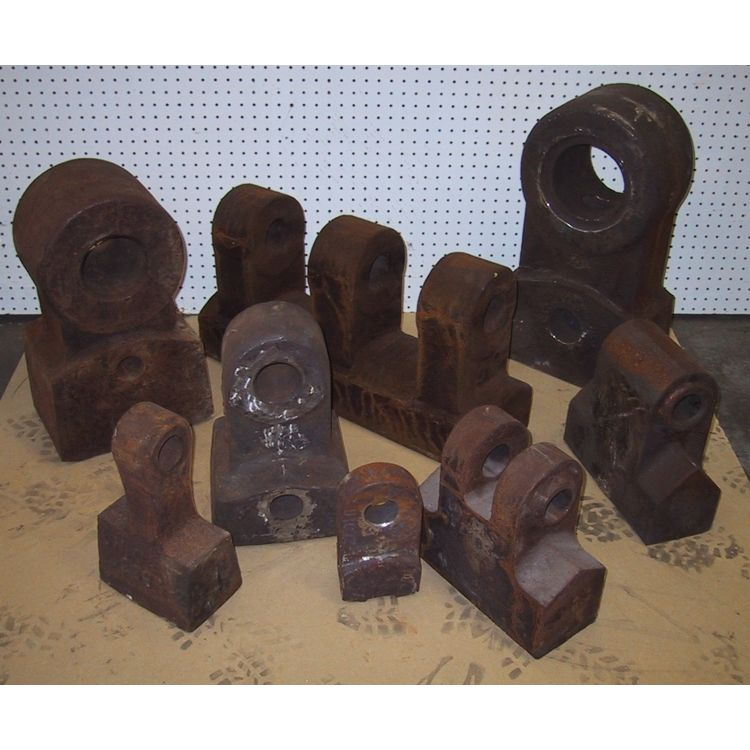 Various Hammermill Hammers  Unicast Wear Parts